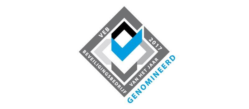 Jong Beveiliging genomineerd voor titel Beveiligingsbedrijf van het Jaar